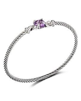 David Yurman - Chatelaine® Bracelet with Gemstones and Diamonds