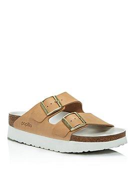 Birkenstock - Women's Papillio by Birkenstock Arizona Slip On Platform Sandals - 100% Exclusive