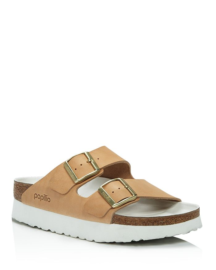 Birkenstock - Women's Papillio by  Arizona Slip On Platform Sandals - 100% Exclusive