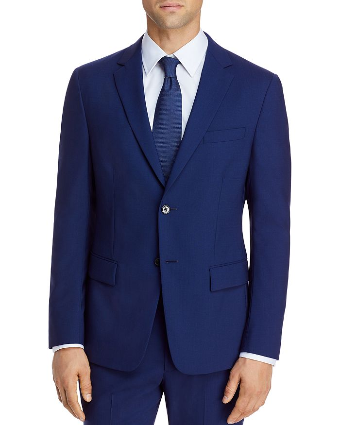 Theory - Bowery Traceable Wool Extra Slim Fit Suit Jacket