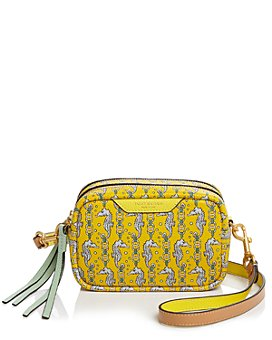 Tory Burch - Perry Printed Mini Leather Bag