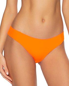 BECCA® by Rebecca Virtue - Fine Line Ribbed Bikini Bottom