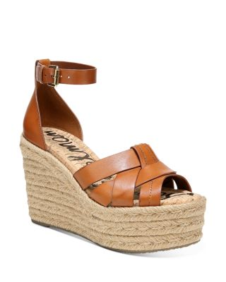 Marietta Espadrille Wedge Sandals