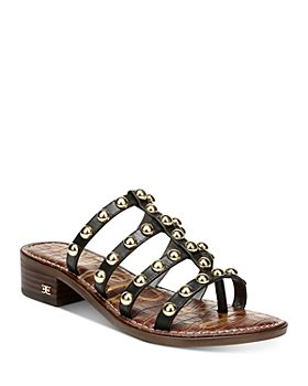 Sam Edelman - Women's Juniper Embellished Strappy Sandals