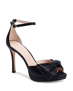 kate spade new york - Women's Bridal Bow Strappy High-Heel Sandals