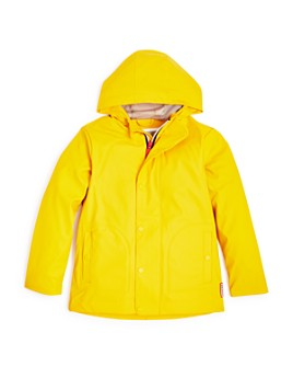 Hunter - Unisex Original Lightweight Raincoat - Big Kid