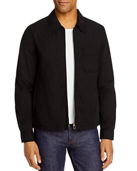 PS Paul Smith - Zip-Front Regular Fit Shirt Jacket