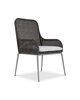 Bernhardt - Outdoor Antilles Wicker Arm Chair