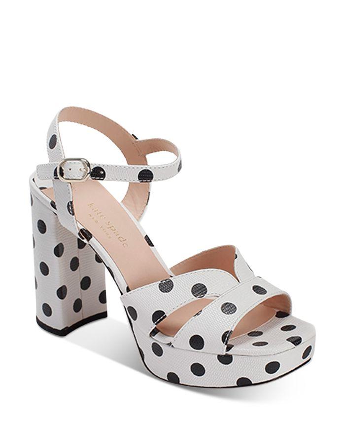 Kate spade new york Women's Delight Platform Sandals  | Bloomingdale's