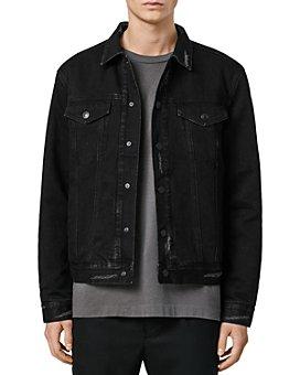 ALLSAINTS - Reversible Denim Jacket