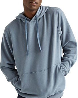 Richer Poorer - Cotton-Blend Dropped-Shoulder Hoodie