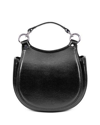 Behno - Tilda Leather Saddle Bag