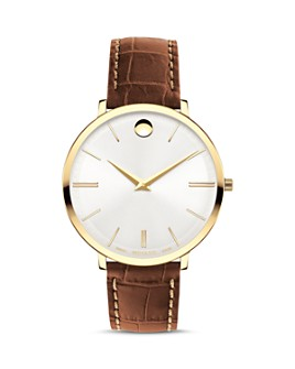 Movado - Ultra Slim Watch, 35mm