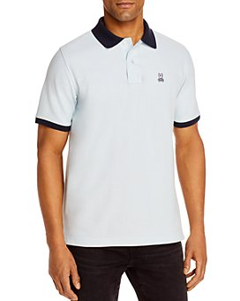 Psycho Bunny - Dorset Tipped Logo Classic Fit Polo Shirt