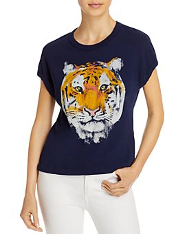 CHASER - Cotton Tiger Graphic Tee