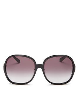 kate spade new york - Women's Kadelyn Square Sunglasses, 61mm