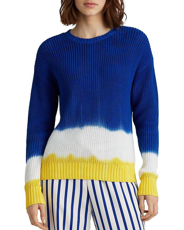 Ralph Lauren - Tie-Dyed Sweater
