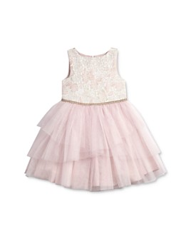 Pippa & Julie - Girls' Brocade-Bodice Tutu Dress - Little Kid, Big Kid