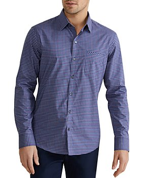 Zachary Prell - Ebel Check Classic Fit Button-Up Shirt
