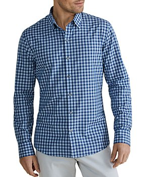 Zachary Prell - Vandeveere Check Classic Fit Button-Up Shirt