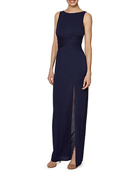 Laundry by Shelli Segal - Sparkled Textured Gown
