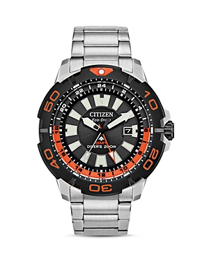 Eco-Drive Promaster Gmt Diver Watch