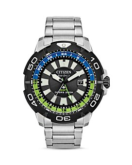 Citizen - Eco-Drive Promaster GMT Diver Watch, 44mm