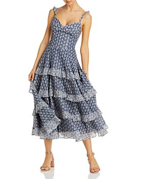 Rebecca Taylor - Petula Ruffled Dress