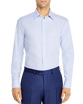 Armani - Bengal Stripe Dress Shirt