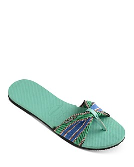 havaianas - Women's You St. Tropez Fita Thong Sandals