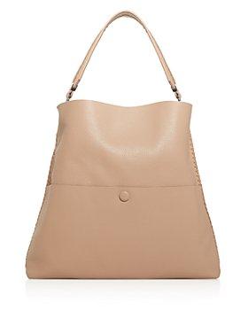 Callista - Iconic Slim Medium Leather Tote