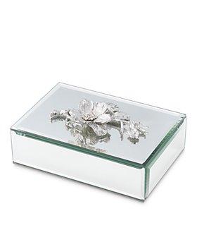 Olivia Riegel - Silver Botanica Box
