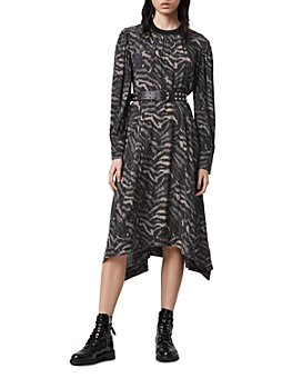ALLSAINTS - Fayre Remix Printed Dress