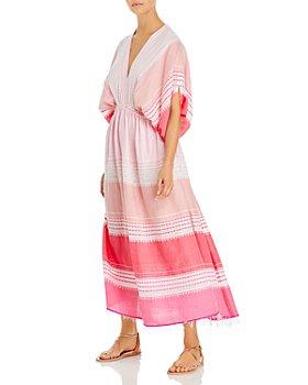 Lemlem - Eshal Plunge Neck Dress