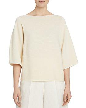 Lafayette 148 New York - Feminine-Sleeve T-Shirt