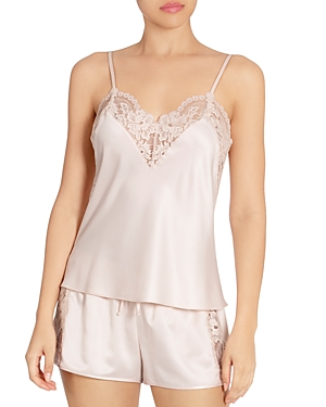 In Bloom by Jonquil Lace Trim Cami & Shorts Pajamas Set