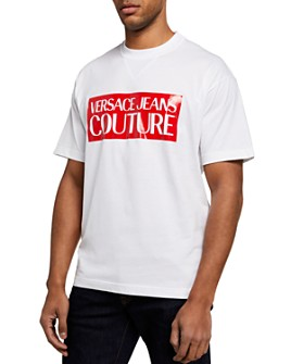 Versace Jeans Couture - Box Graphic Logo Tee