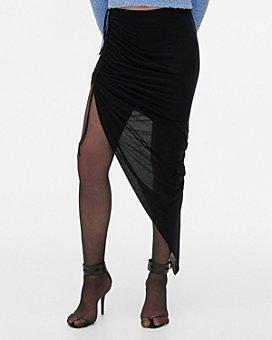 Helmut Lang - Drawstring Skirt