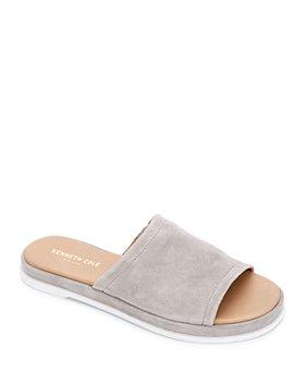 Kenneth Cole - Women's Leighten Slide Sandals