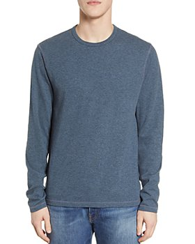 FRAME - Reversible Cotton Sweater