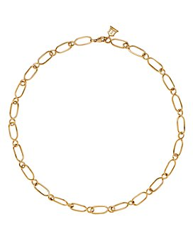 Temple St. Clair - 18K Yellow Gold River Link Chain Necklace, 18""