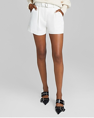 A.l.c. Bronson Belted Shorts-Women