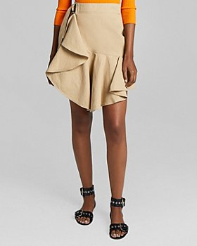 A.L.C. - Amalie Fit-and-Flare Skirt