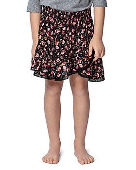 Zadig & Voltaire - Girls' Alexa Floral Print Skirt - Little Kid, Big Kid