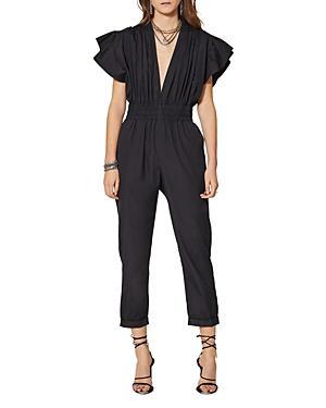 Iro Pleona Cotton Jumpsuit-Women