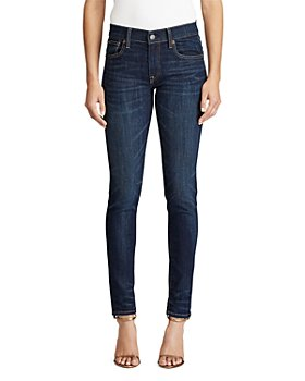 Ralph Lauren - Tompkins Skinny Jeans in Indigo Blue
