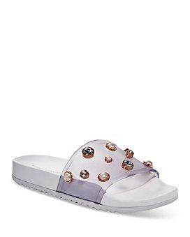 Sophia Webster - Women's Dina Slide Sandals
