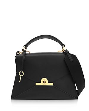 Zac Zac Posen Amelia Small Leather Satchel-Handbags