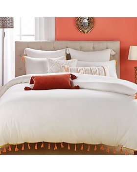 Peri Home - Tassel Border Comforter Sets