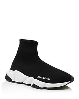 Balenciaga - Women's Speed Light Sock Sneakers